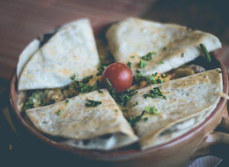 Mexicaanse Quesadilla's met kip
