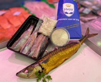 Vispakket voor maar €12.50